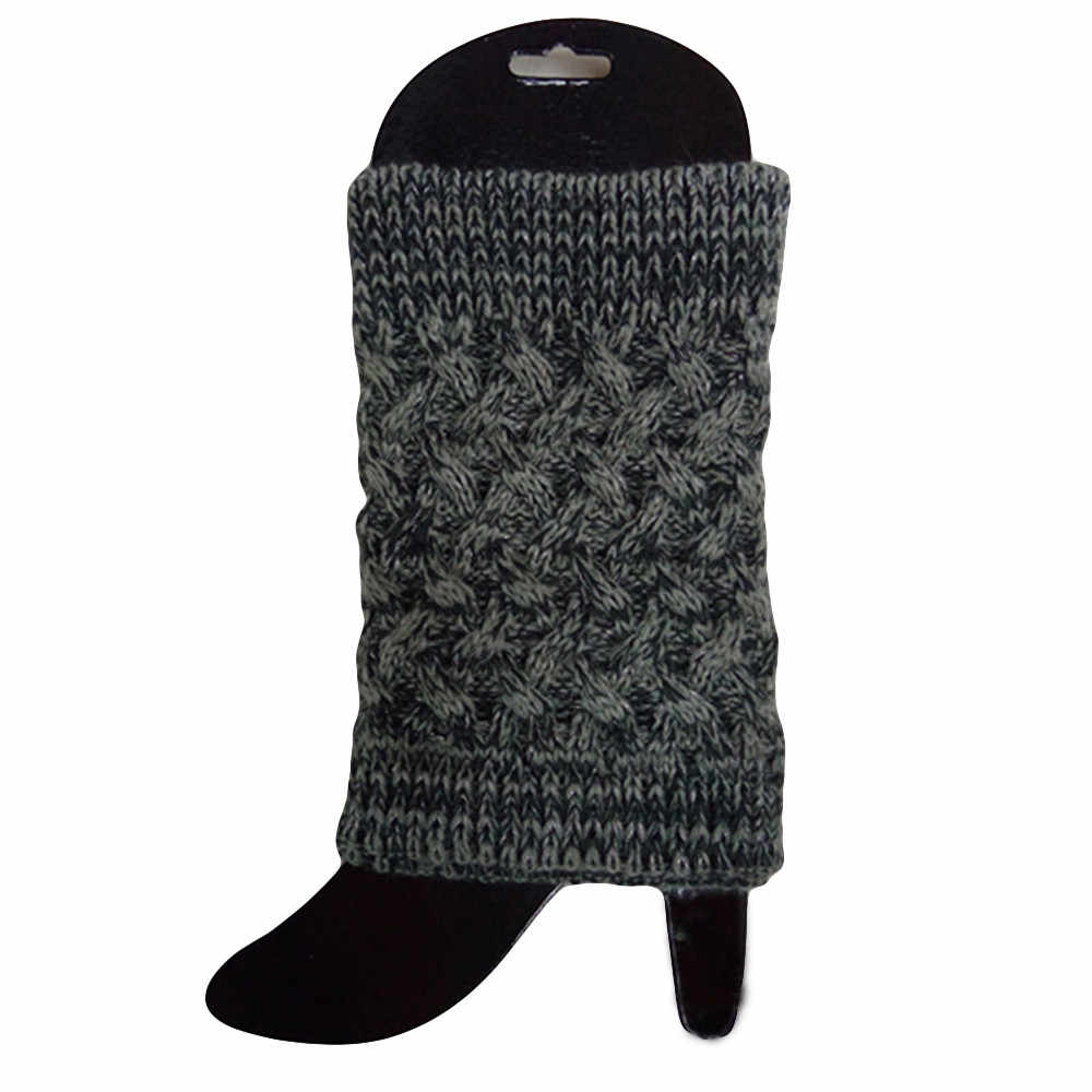 KANCOOLD 2018 الخريف جديد وصول المرأة الشتاء الدافئة متماسكة تدفئة الساق الكروشيه طماق ترهل التمهيد طماق PJ1024