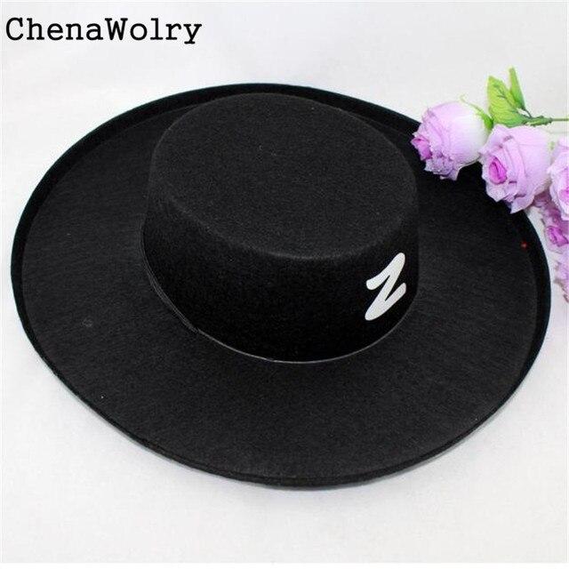 Chenawolry 1 unid moda Accesorios 100% nuevo Halloween carnaval sombrero  del niño sombrero de vaquero e869a220a0b