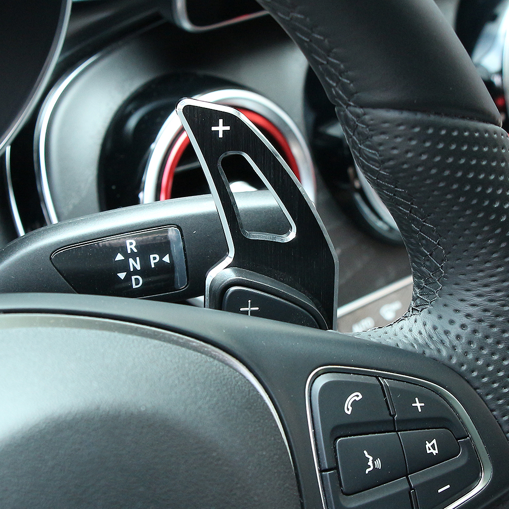 mercedes benz class paddle shifters