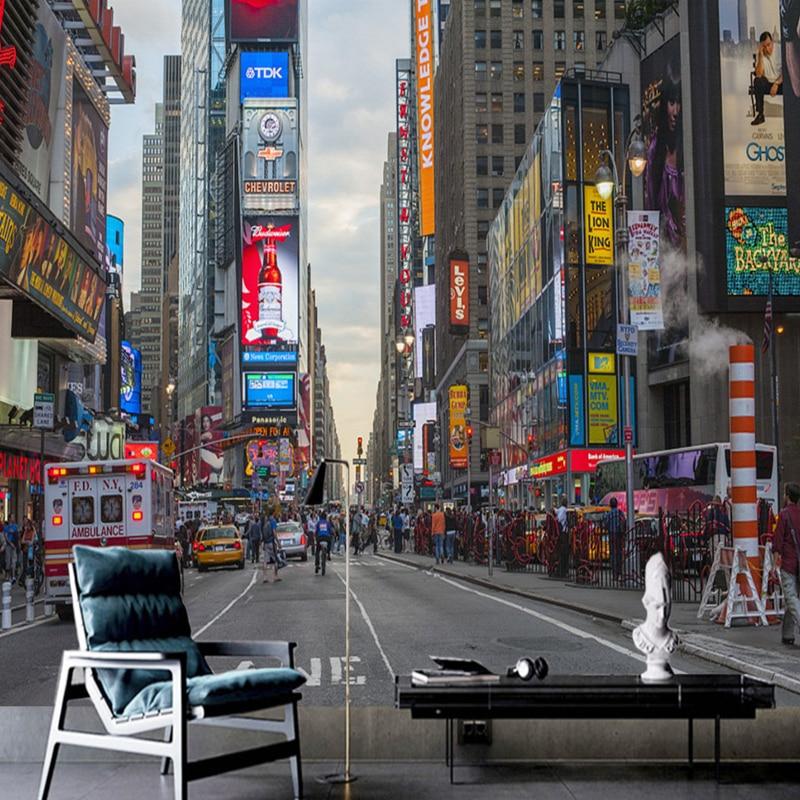 Home Design Ideas Hong Kong: Wallpapers YOUMAN 3D Photo Custom Wallpaper Building Hong