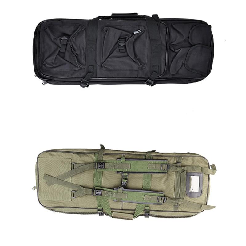Taktische Nylon Rucksack Über 80 cm Taktische Jagd Gewehr Gun Platz Tasche Wandern Camping Rucksack Outdoor Sport Tasche