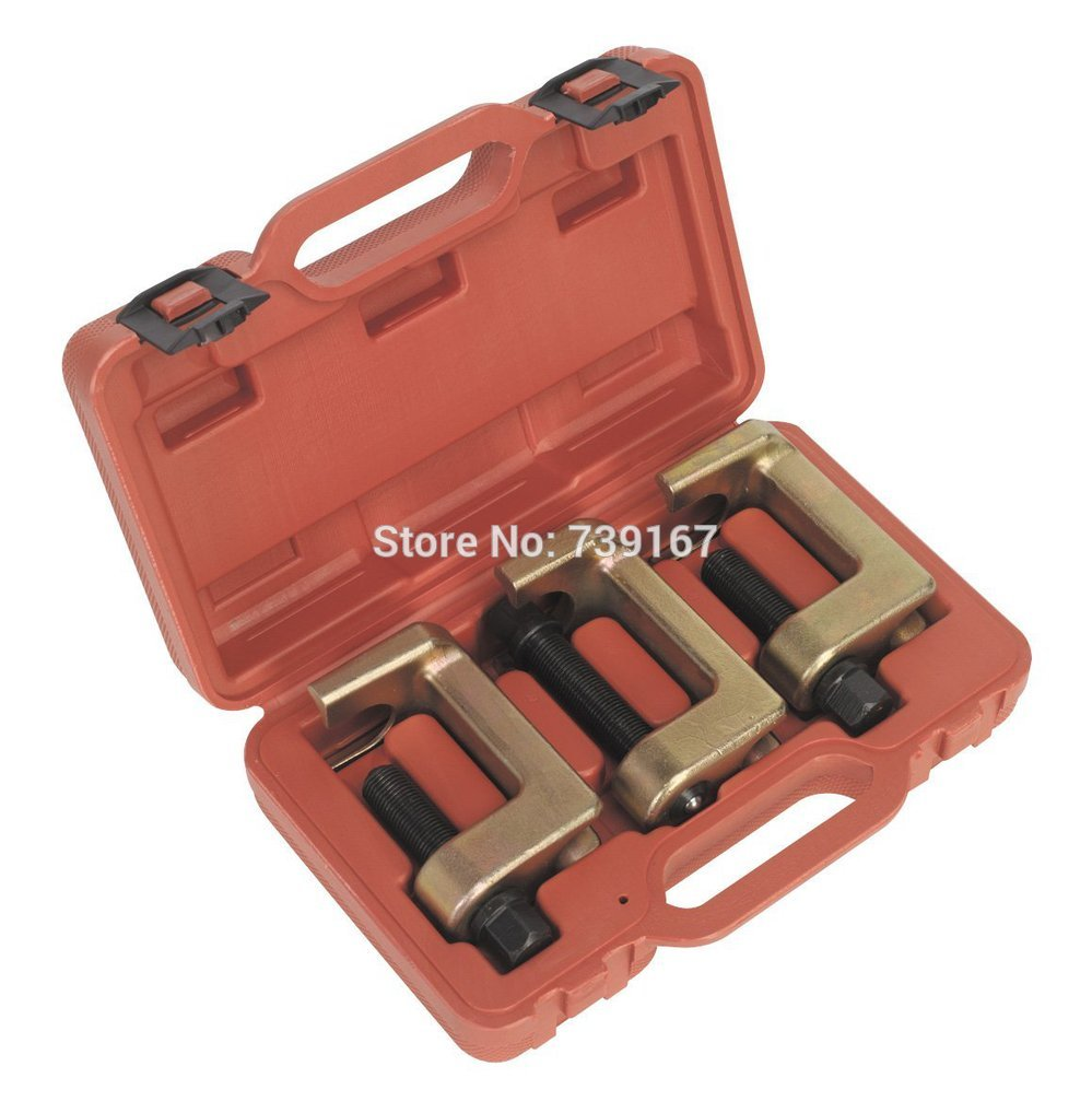 ФОТО Automotive Ball Joint Installation Removal Puller Tool Set For AUDI OPEL NISSAN TOYOTA ST0150