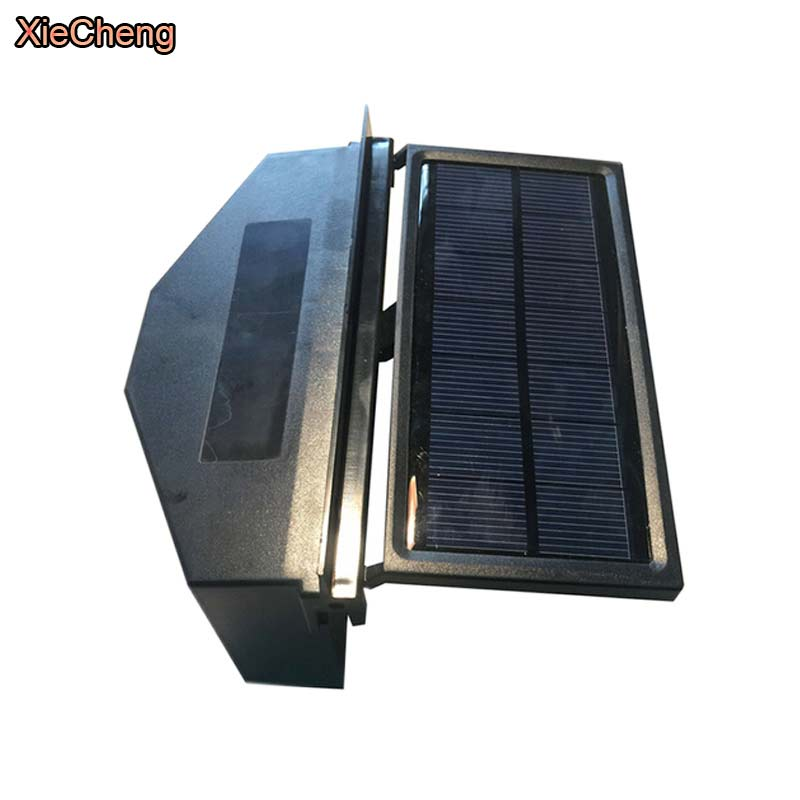 XieCheng Car Fan Car Solar window Fan Portable Air Vent Cool Fan Cooler Ventilation System Radiator HIGH QUALITY