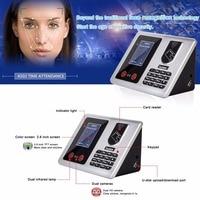 Danmini A502 2.8 polegadas TFT Free-Rosto software ID Card Recognition Comparecimento da impressão digital Máquina Comparecimento Do Empregado Recorder EUA REINO UNIDO DA UE AU Plugue