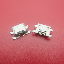 5-20pcs Mini micro USB jack charging connector dock port socket power plug Replacement Repair Part For lenovo Vibe C2 k10A40 K10(China)