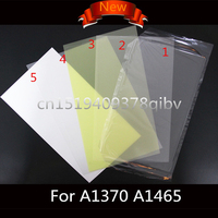 Brand New 13 A1369/A1466 LCD Backlight for MacBook Air 11 A1370/A1465 LCD Display Backlight Back Rear Reflective Sheets Paper