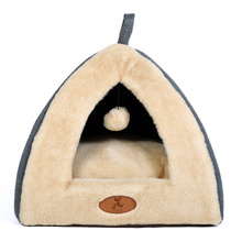 Cat and small dog House Pet Beds Soft