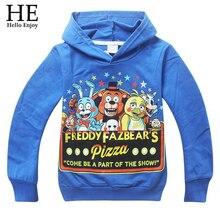 font b Kids b font sport clothes Children s t shirt Five Nights at Freddys