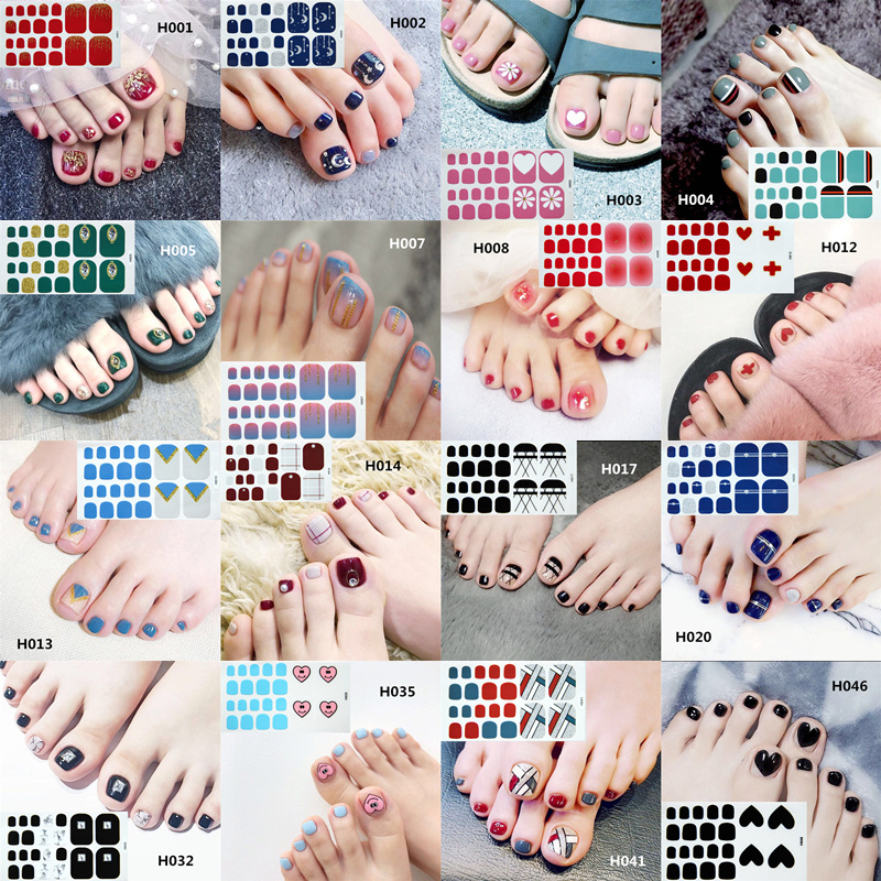 Top 10 Nail Art For Feet Brands And Get Free Shipping 7e2di27i