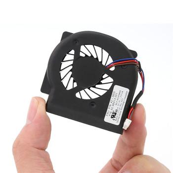 Centechia Notebook komputer zamienniki wentylatory chłodzące Cpu pasują do X60 X61 X60s X61s 12 #8222 laptopów części chłodnica procesora fanów tanie i dobre opinie 30CFM Z tworzywa sztucznego 25dBA Komputer przypadku 50000 godzin Łożysko kulkowe cpu cooling fan 3000 RPM 0 9 W 4*9*1 5CM
