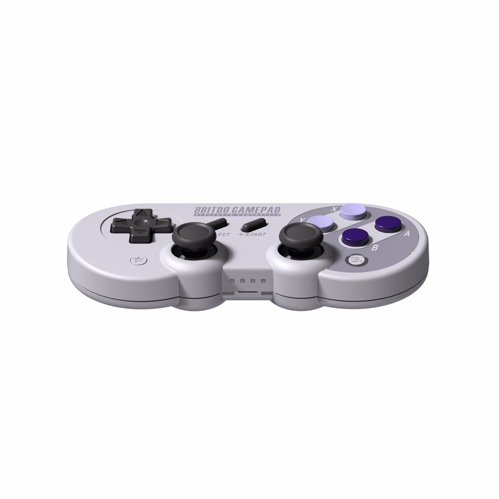 8Bitdo SF30 Pro Gamepad Controller for Nintendo Switch Windows macOS  Android Rumble vibration Motion controls USB-C