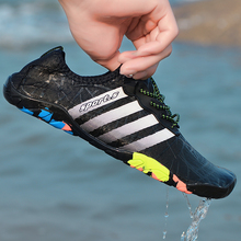 Water Shoes For Men 2019 Summer Swimmimg Barefoot Beach Comfort Trainers