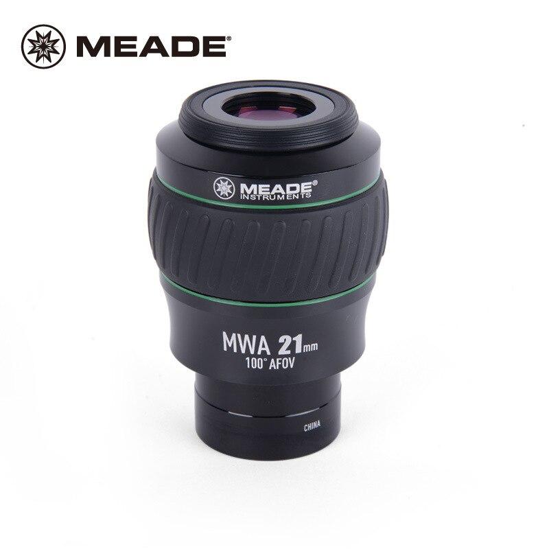 МИД 100 градусов MWA 21 мм 2 High end Extreme Широкий формат инструменты Монокуляр астрономический телескоп окуляр полный мульти покрытием