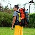 Mochila de senderismo resistente al agua, mochila de senderismo, mochila ligera para acampar, mochilas de montañismo, 40 + 16 l UL