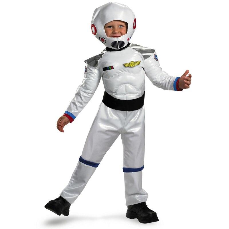 Bambino E Capretti Blast Off Astronauta Astronauta Costume