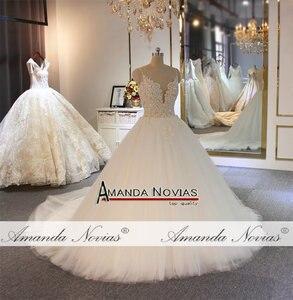 Image 5 - Sexy vestito Da Sposa ordine del cliente abito da sposa semplice spiaggia abito da sposa