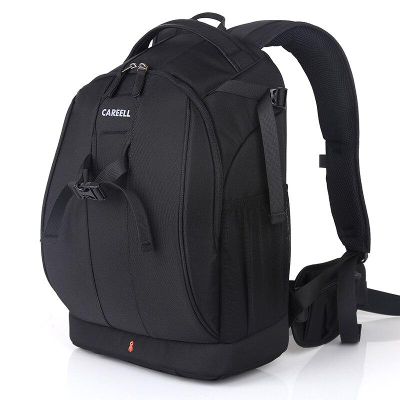 CAREELL C1098 Camera Bag Camera Backpack DSLR Camera Bag Waterproof Soft Shoulders Bag Men Women Backpack