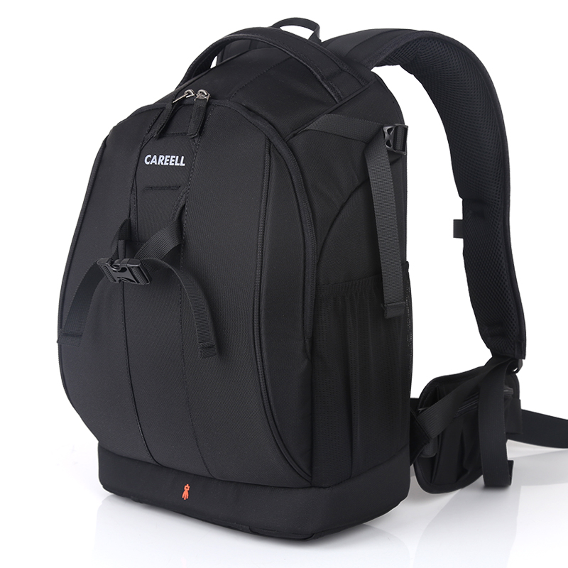 CAREELL C1098 Camera Bag Camera Backpack DSLR Camera Bag Waterproof Soft Shoulders Bag Men Women Backpack For Canon/Nikon Camera waterproof digital dslr camera bag multifunctional photo camera backpack small slr video bag for the camera nikon canon