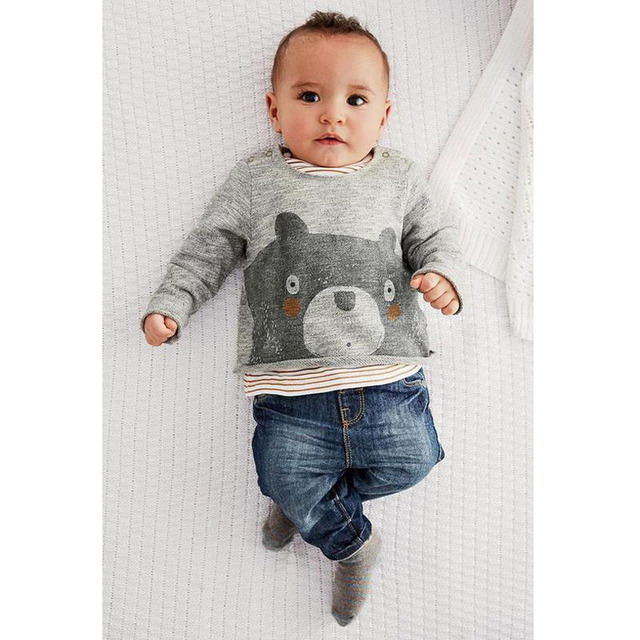 e42b4c6ecf2f0a Roupas Infantis Menino Cartoon Baby Set Baby Jongens Kleding Cute Spring  Erkek Bebek Clothing For Babies Roupas Infantis Menino