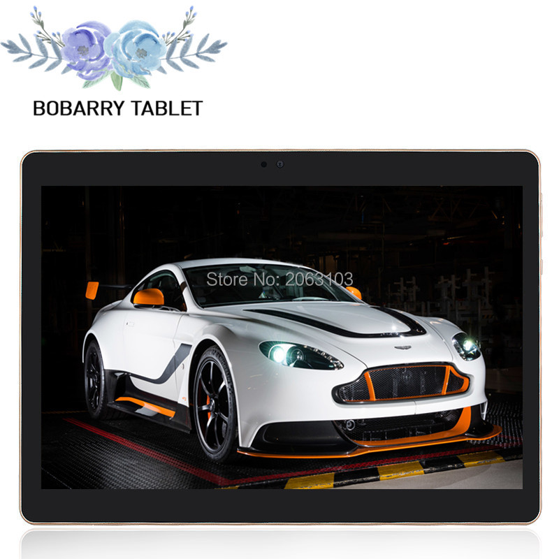 10.1'' Tablet PC 3g 4g tablet Octa Core 1280 * 800 ips 5.0mp 4gb/64gb keyboard android 5.1 gps bluetooth Dual sim card Phone Call