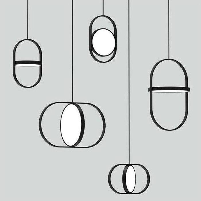 Nórdico luz pingente levou Lâmpada Avize colorido Hanglamp Cozinha do Restaurante Luminária Suspensão Luz Casa de Iluminação Industrial