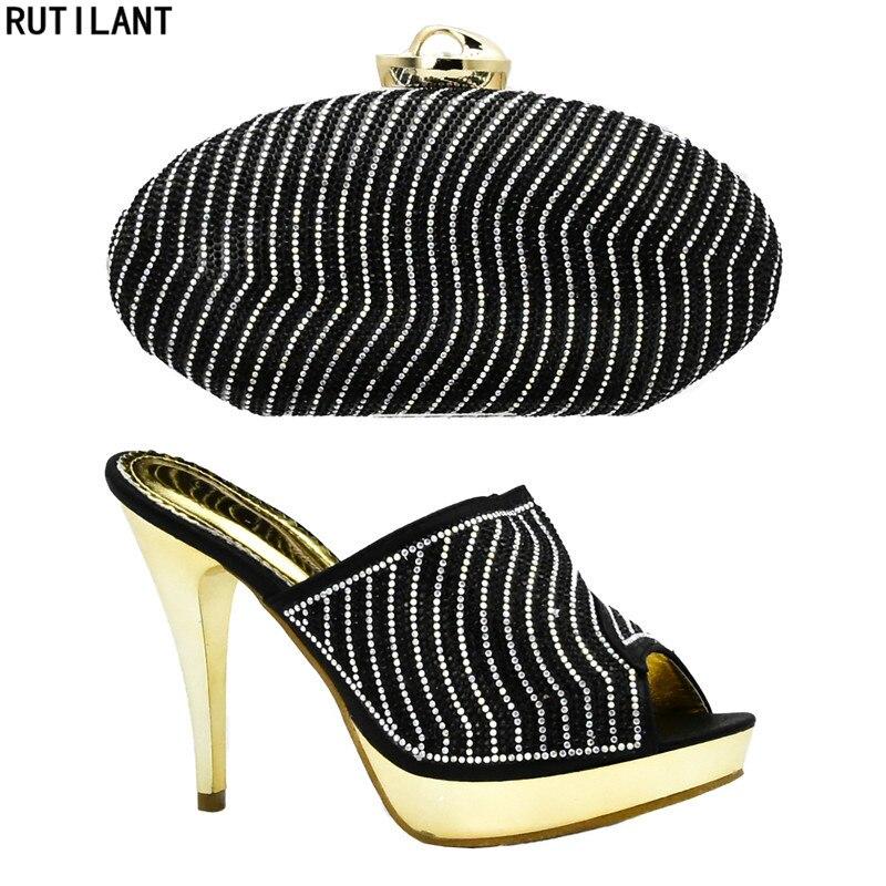 or Nigérian black Sac Les Africain pourpre sliver Sacs Bleu Parti Pompes Femmes red Italien Et Assortis Chaussures Xnk0OP8w