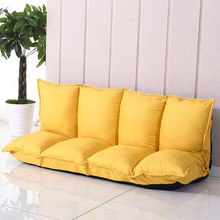 Japanese Tatami Floor Sofa Foldable Modern Leisure Sofa Bed Video Gaming Sofa For Living Room Furniture Home Couch Love Seat