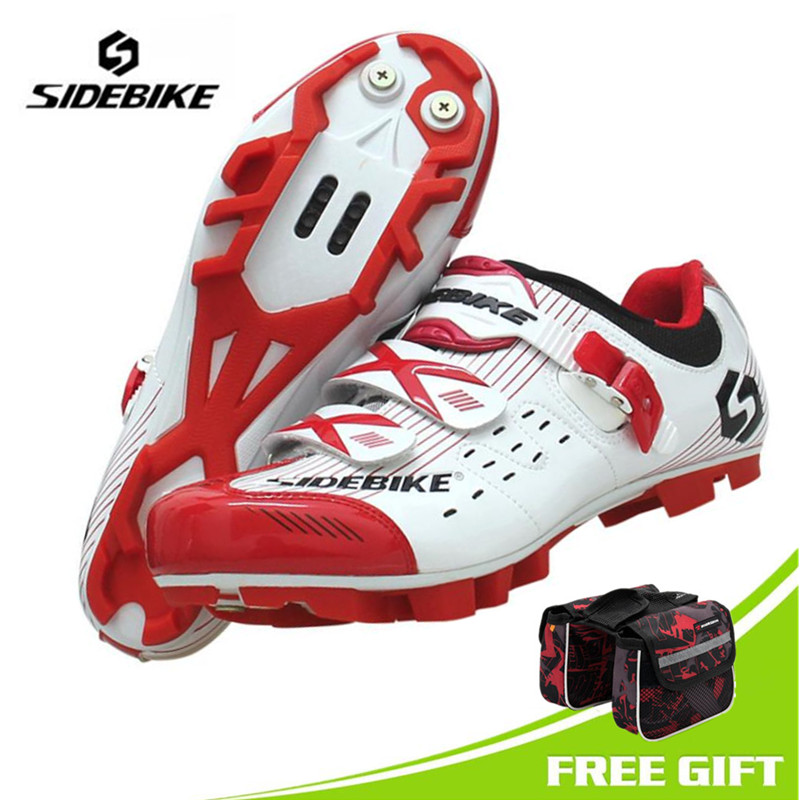 Sidebike MTB Cycling Shoes men 2018 Mountain bike pedal shoes Lock Shoes SPD Cleated Bicycle Shoes zapatillas deportivas hombreSidebike MTB Cycling Shoes men 2018 Mountain bike pedal shoes Lock Shoes SPD Cleated Bicycle Shoes zapatillas deportivas hombre