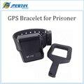 CE Tornozelo Pulseira Pulseira De Rastreamento GPS com Alça para Prisioneiros Presos Em Liberdade Condicional Mini GPS Chip De Rastreamento Infrator MT110