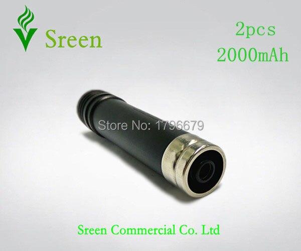 2 шт. 2000 мАч 3.6 В Сменный Аккумулятор для BLACK & DECKER VersaPak Мощность Скрубберы VP105 VP100 VP110 VP143 151995-03