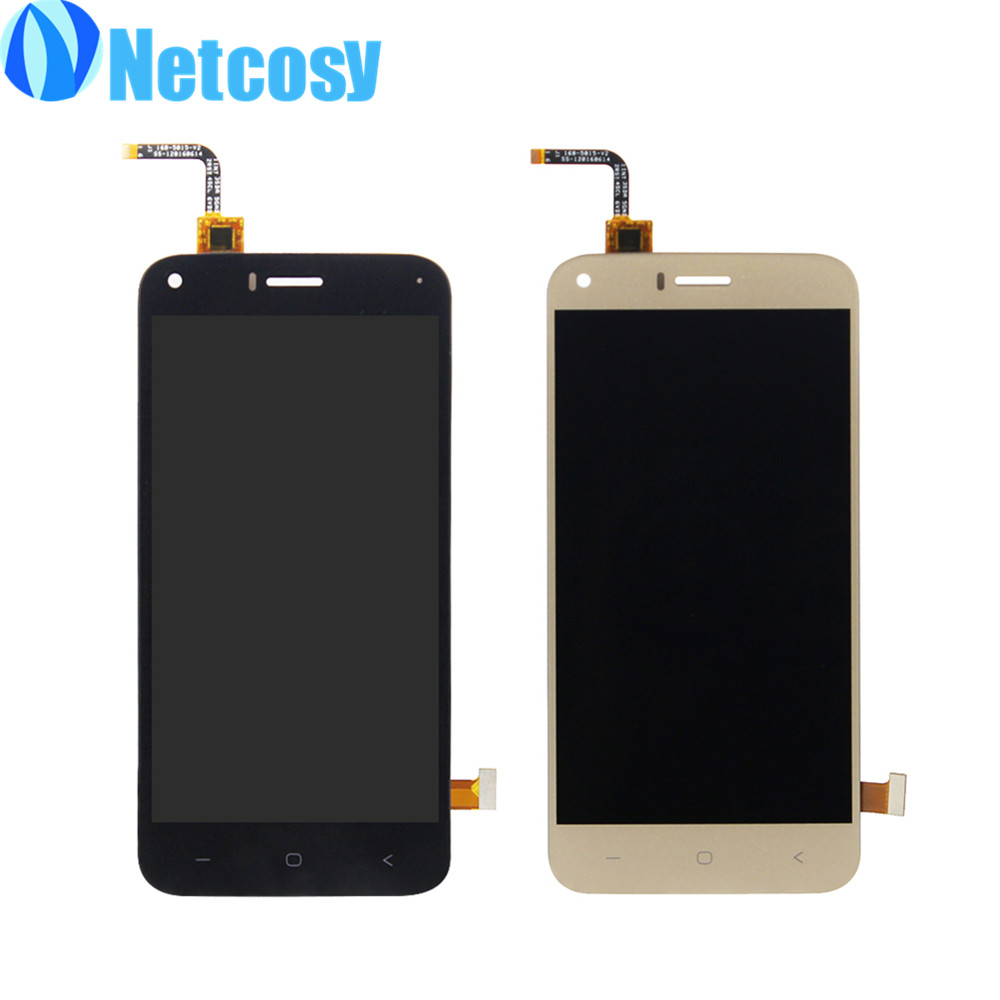 For UMI London LCD Display+Touch Screen Digitizer Assembly Replacement parts For UMI London LCD screen Black / Gold umi plus lcd display touch screen digitizer frame assembly 100