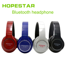 Promo offer HOPESTAR H666 Original Wireless headphone Bluetooth Earphone Sweat-proof can be folded and twist out speaker With Mic TF card