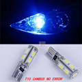 2 x Sem Erro T10 W5W 194 168 Luzes Apuramento Estacionamento Marcador lâmpadas LED Lâmpada PARA Mercedes LEVOU Luz De Estacionamento E320 E500 E55 W211