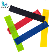 Tension Resistance Bands Training Expander Exercise Elastic Band yoga Rubber Loop Crossfit Strength Pilates Fitness Equipment