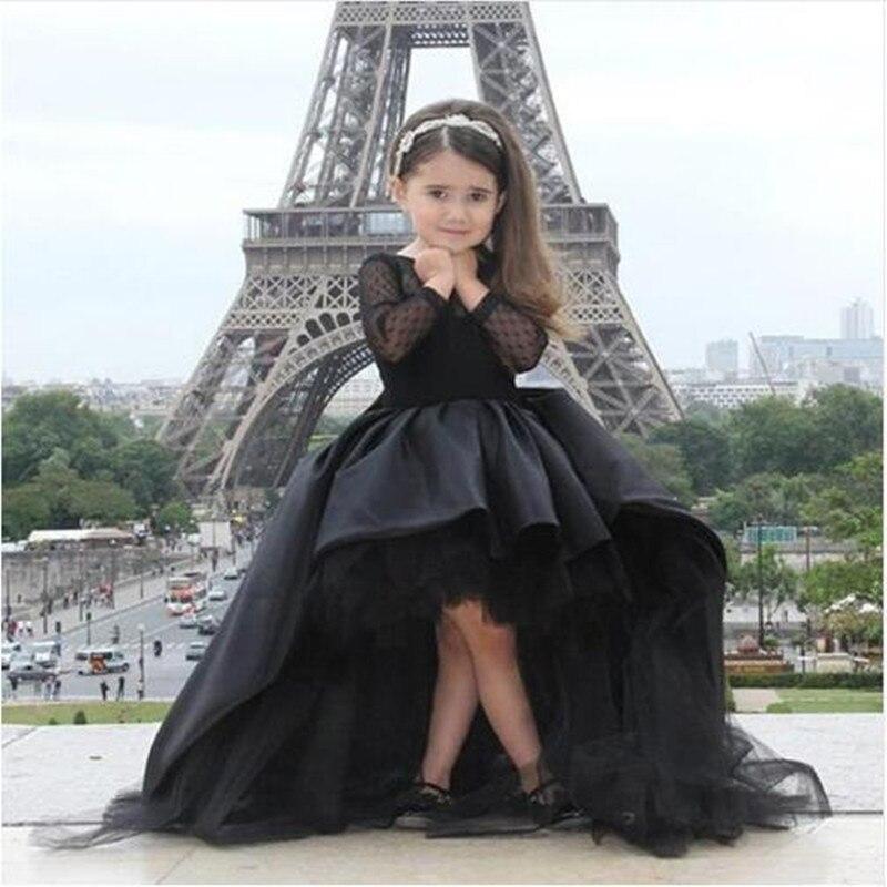 Vestidos negros de fiesta 2016
