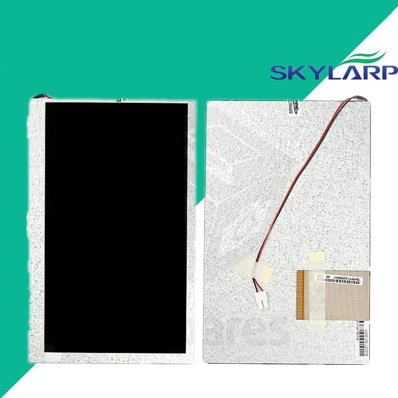 skylarpu 7inch 60 pin Touchscreen LCD for Navi N70 BT Car Navigators GPS LCD display 721H410A44-A0 LCD (without touch) футболка navi navigate черная m