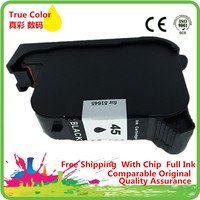Ink Cartridges Remanufactured For HP 45 XL 45XL HP45 HP45XL 51645A Color Copier 110 120 140