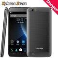 Оригинал DOOGEE T6 PRO Android 6.0 5.5 дюймов 4 Г LTE Телефон 3 ГБ RAM 32 ГБ ROM MTK6753 Окта основные 1.5 ГГц с OTA OTG Мобильный Телефон