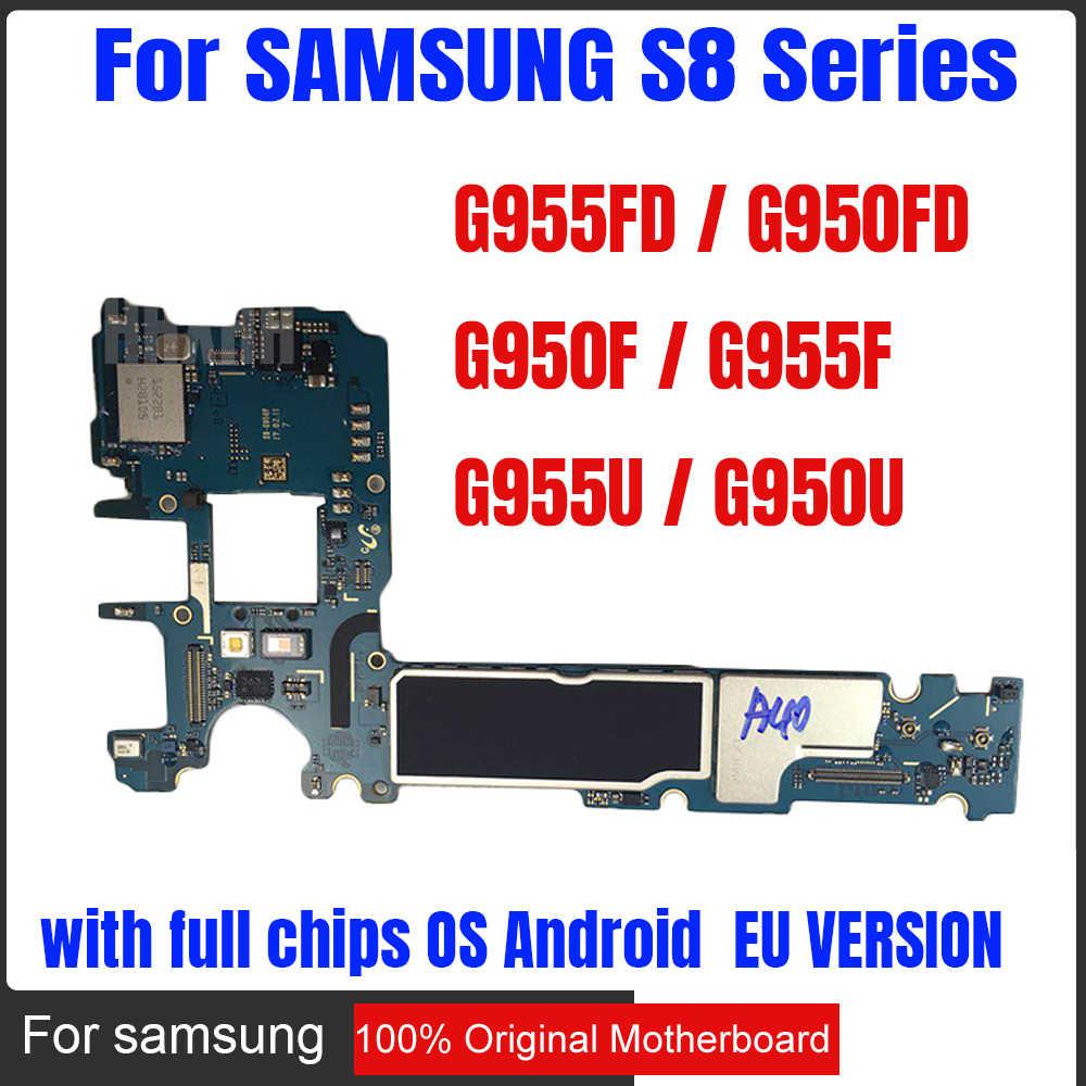 EU version for Galaxy S8 G955F G955FD G950FD G955U G950U