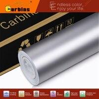 Silver matte chrome ice vinyl car sticker car covering wraps