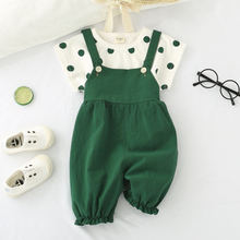 Baby Girls Clothing Set Overalls Newborn Toddler Infant Girl Clothes T-shirt Top Bib Pants Romper Ruffles Princess Outfits 1year autumn winter costume for kids newborn baby girl clothes toddler shirt bib pants overalls 2pcs outfit kids girls clothing set