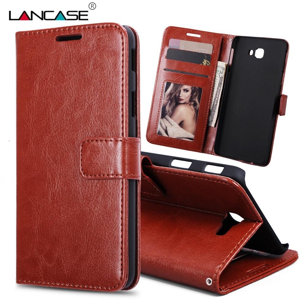 LANCASE Na iPhone 6s 11 PRO Pokrowiec ochronny PU Leather Luxury - Części i akcesoria do telefonów komórkowych i smartfonów - Zdjęcie 6