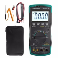 HP 890CN Digital Multimeter 6000 Count Auto Ranging Smart Voltage Current Tester D28