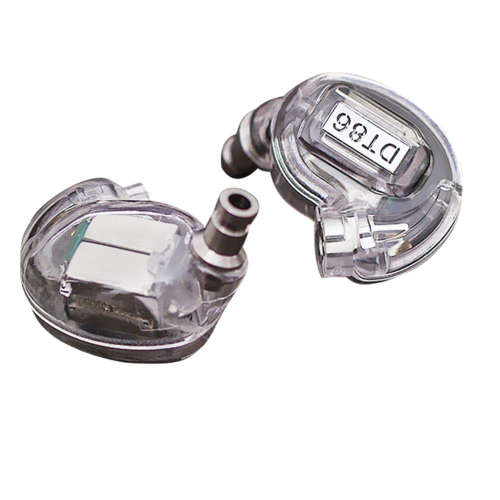 Prix pour 100% D'origine DT86 In-Ear Écouteur 5 Unités Pilotes Armature Équilibrée HiFi Personnalisé DIY HIFI Surveillance Écouteurs sans Câble