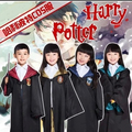 Harry Potter Robe Niños Harry Potter Adultos Robe Capa de Gryffindor Cosplay Disfraces de Halloween Para Los Niños