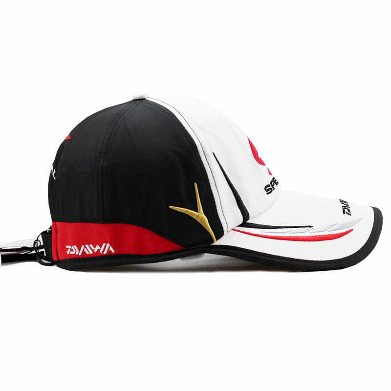 d39e1c011bd26 ... Real brand Daiwa cap Adult Men Adjustable fishing cap Daiwa Hat  Japanese Japan Sunshade Sport Baseball ...