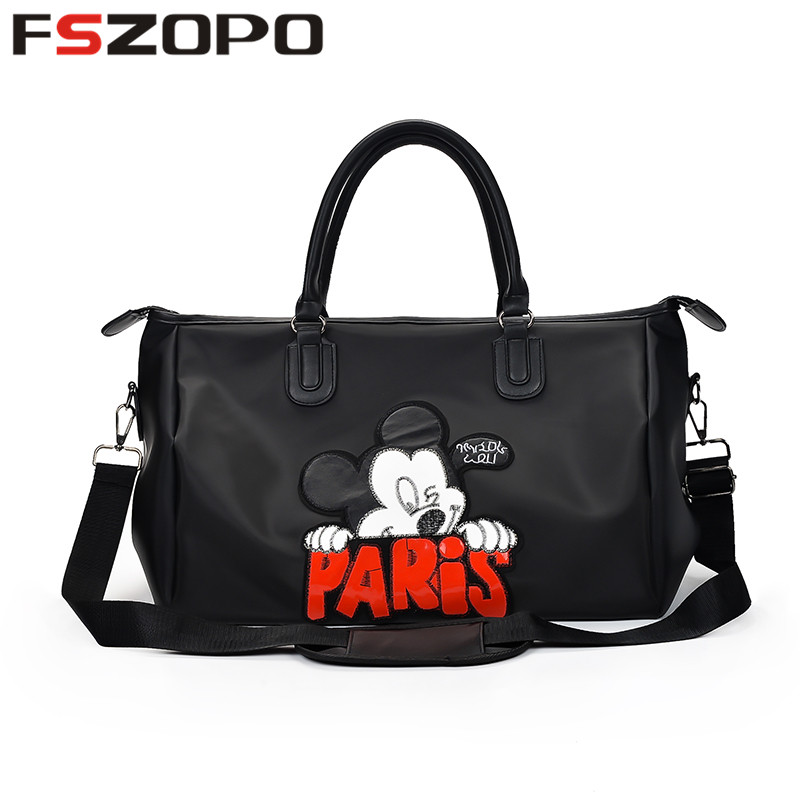 Hot Sale Sports Gym Bag For Women Fitness Yoga Crossbody Tote Travel