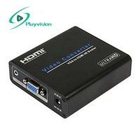Play 4Kx2K Vga To Hdmi Scaler Converter Is A Universal Converter For Analog Vga Input To