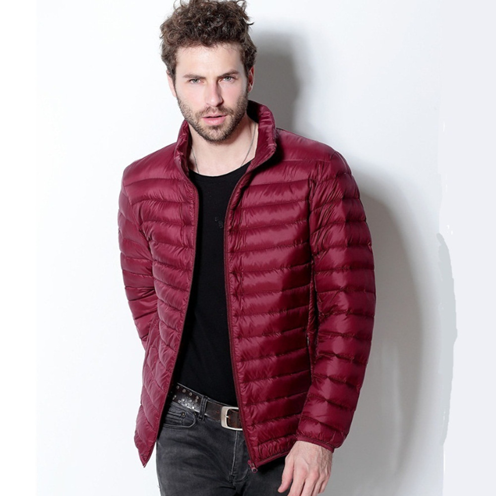 Duck Down Jacket Men | Fit Jacket