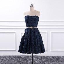 Katristsis d Vestido De Festa Cheap Prom Dresses Vestidos De Gala Lace A- line Short Prom Dresses formal gowns 2018 d117f416b2c8